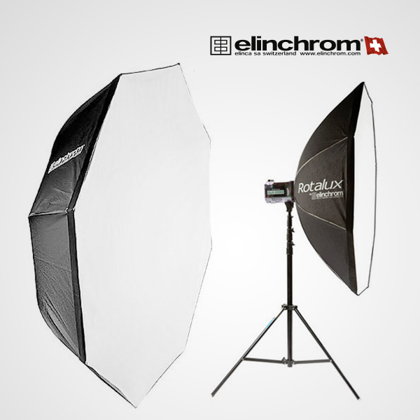 Softbox Elinchrom Rotalux Octabox 135