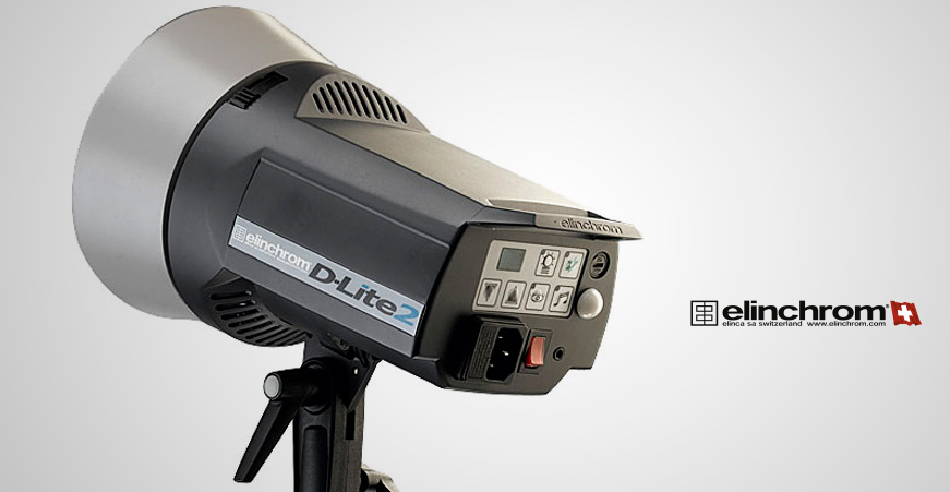 Flash Elinchrom D-Lite 2