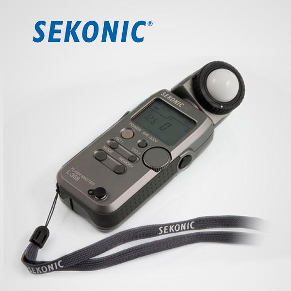 Fotometro Sekonic L-358