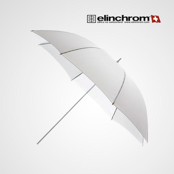 Paragüas Translucido Elinchrom 85 cm.
