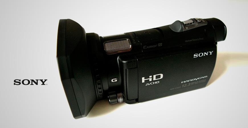 Videocámara Sony HDR-CX690