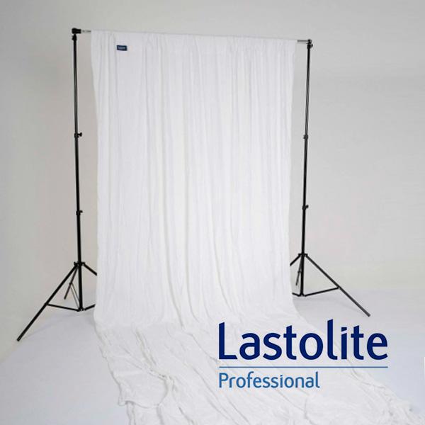 Fondo tela Lastolite 3×6 m. Superblanco